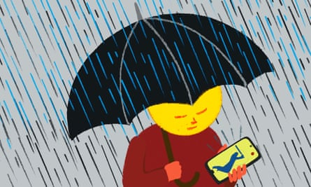 Rain is forecast for Birmingham on Saturday