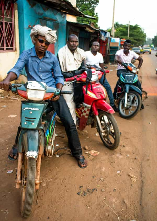 Songhoy Blues back home in Mali.