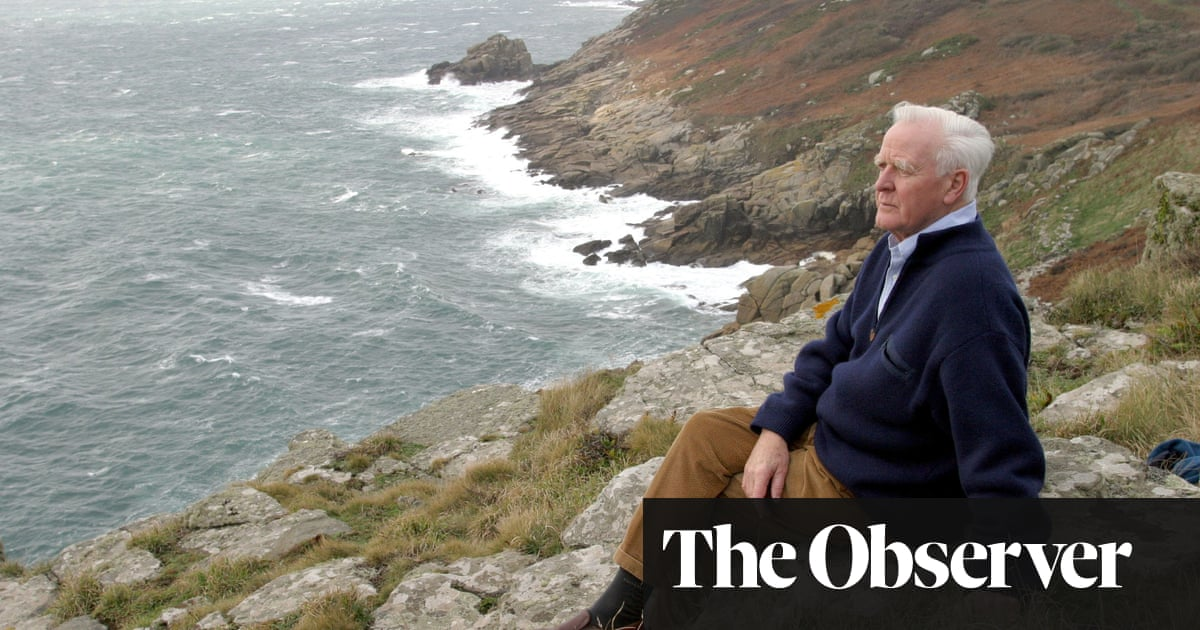 Silverview by John le Carré review – the last complete masterwork?