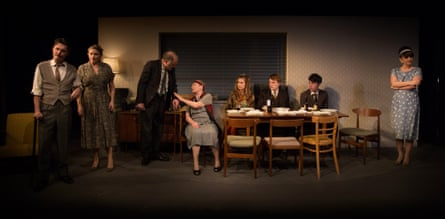 The cast of Filthy Business.