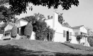 The Los Feliz home where Leno and Rosemary LaBianca were murdered, photographed on 11 August 1969.