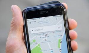 Uber adds public transport information to London app
