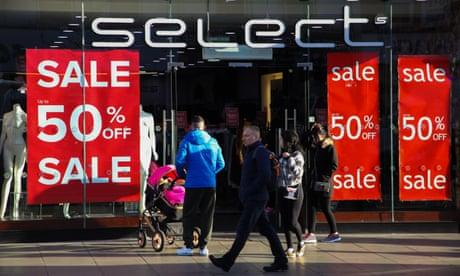 Fashion retailer Select set to collapse into administration