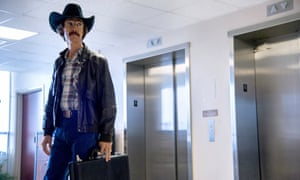 Matthew McConaughey in the 2013 film Dallas Buyers Club.