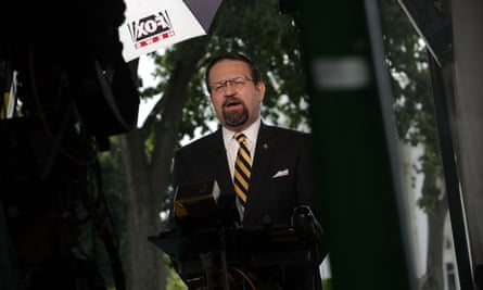 Sebastian Gorka, former White House deputy assistant to the president, interviewed on Fox News.
