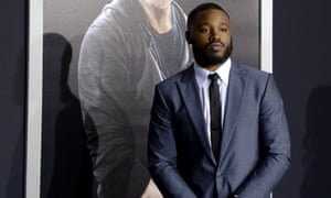 Thinking outside of the boxing ring ... Creed director Ryan Coogler tipped to take on Marvel's Black Panther