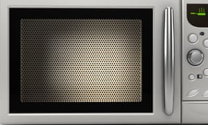Don't be a microwave snob – it is a more eco-friendly way to reheat food.