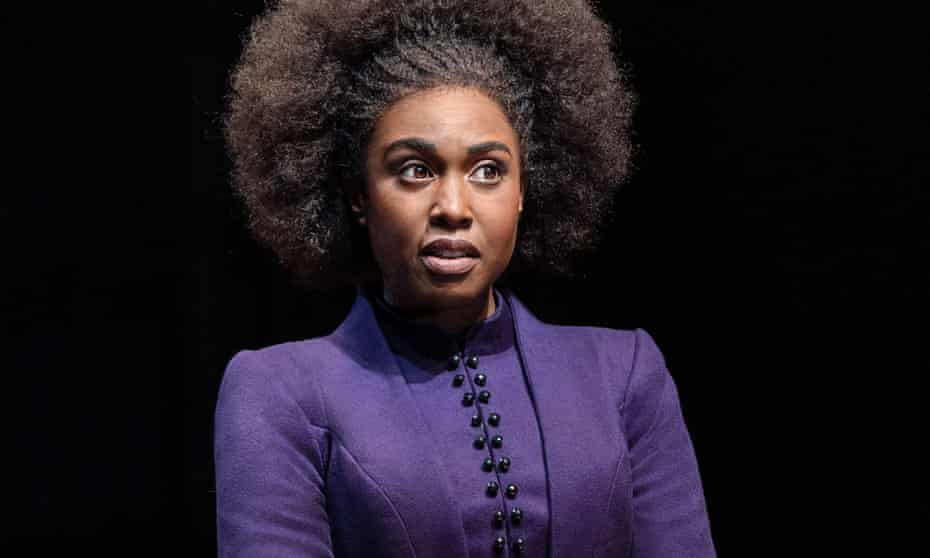 Michelle Gayle in Harry Potter and the Cursed Child.