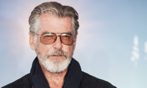 Pierce Brosnan at the Deauville American film festival in September