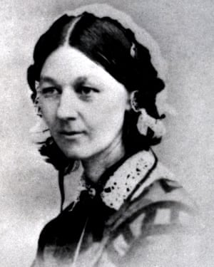 Florence Nightingale.