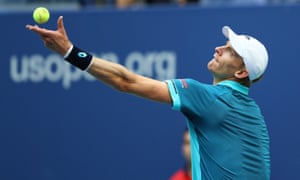 Kevin Anderson Aims To Serve Up A Surprise For Rafael Nadal In Us Open Final Sport The Guardian