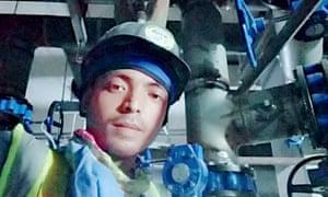 Rupchandra Rumba, a Nepali labourer who died in Qatar in June 2019