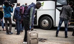 Migrants in Chardonnay.