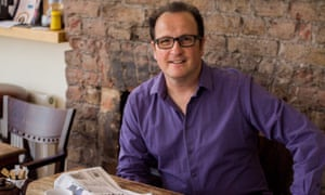 John Halpern AKA Guardian crossword setter 'Paul'.