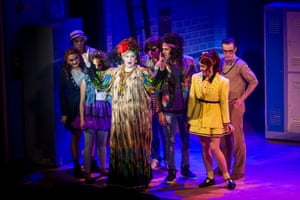 Heathers: the Musical review – a wildly enjoyable and ...