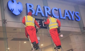Greenpeace stages an anti-tar sands pipelines protest at Barclays Bank in Piccadilly Circus