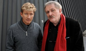David Wenham  and director Paul Cox