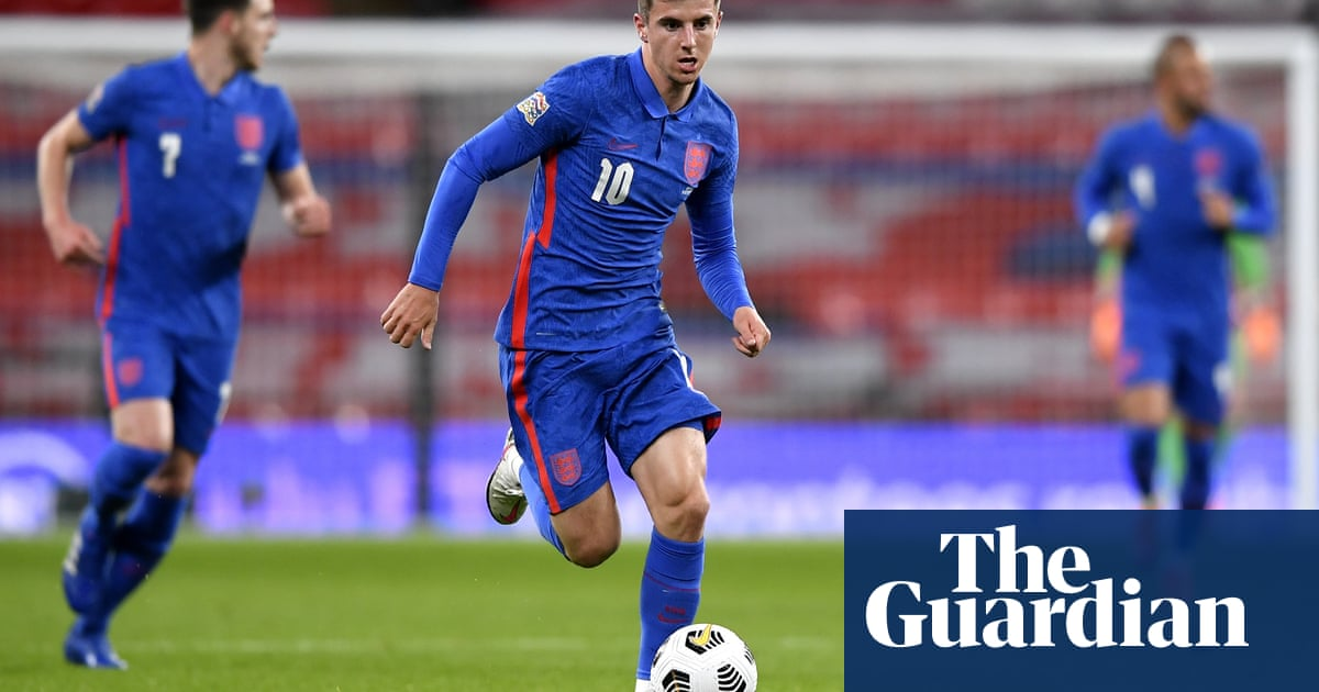 Grealish sums Englands aspirations up but Mount is man of the moment | Jonathan Liew