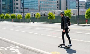 Campaigners have called for electric skateboards and scooters to be made legal on UK roads.