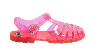 Pink jelly, £26, urbanoutfitters.com