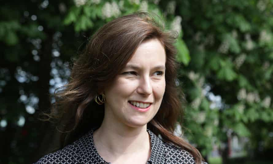 The Labour candidate Eloise Todd in Headingley.