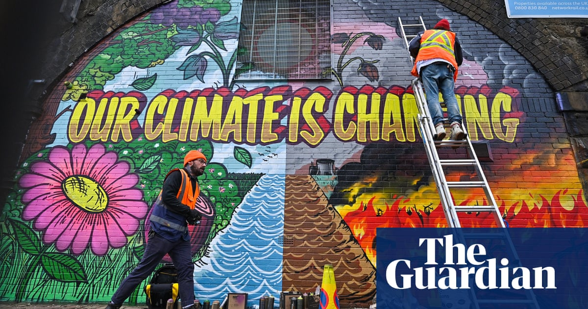 We can save capitalism or the planet – not both