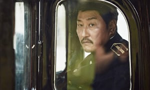 Spy hard: Song Kang-ho in The Age of Shadows.