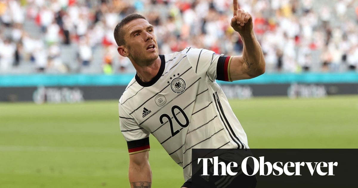Unlikely hero Robin Gosens shows Germany anything is possible