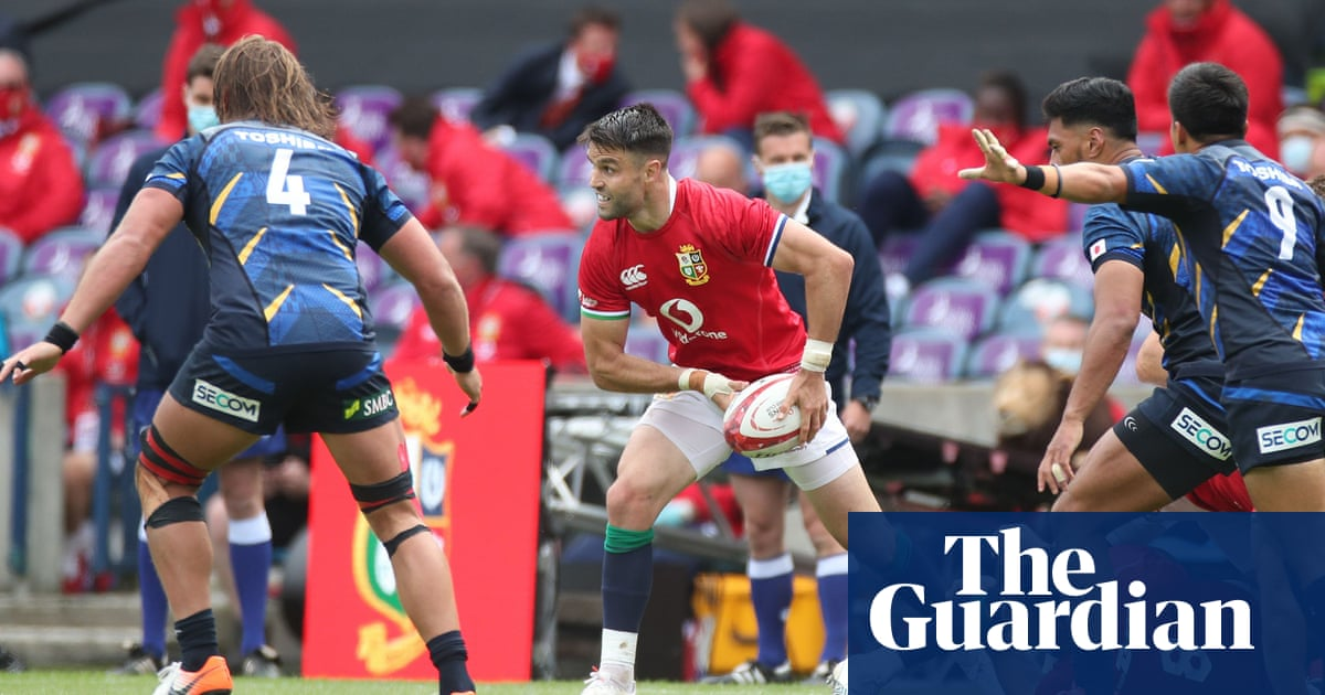 Conor Murray will be 'amazing' Lions captain, says Jamie George