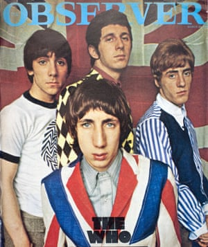 'It was a gimmick name': the Who.