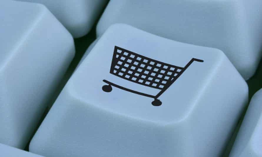 Low consumer confidence may dampen demand for online shopping.