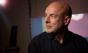 Brian Eno … Pictured in January in London.