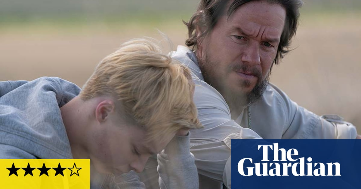 Good Joe Bell review – Mark Wahlberg affects in moving homophobia drama