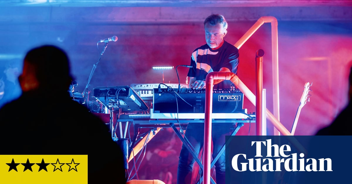 Future Utopia review – grime's silent partner Fraser T Smith turns up the volume