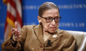 Ruth Bader Ginsburg, 87, has had a number of health scares in recent years.