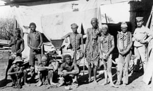 An exhibition 'Namibia-Germany: a divided history', at the German Historical Museum in Berlin examines the history of reconciliation with the former Africa colony.