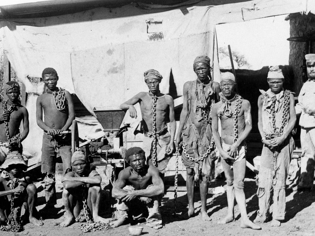 Namibia rejects German compensation offer over colonial violence | Namibia  | The Guardian