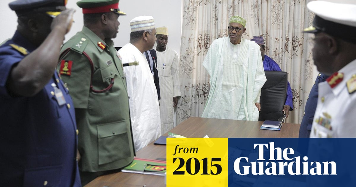 Nigerias Army Behind Countless Acts Of Torture And 8000 Deaths