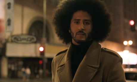 Nike Releases Full Ad Featuring Colin Kaepernick Video Sport The Guardian
