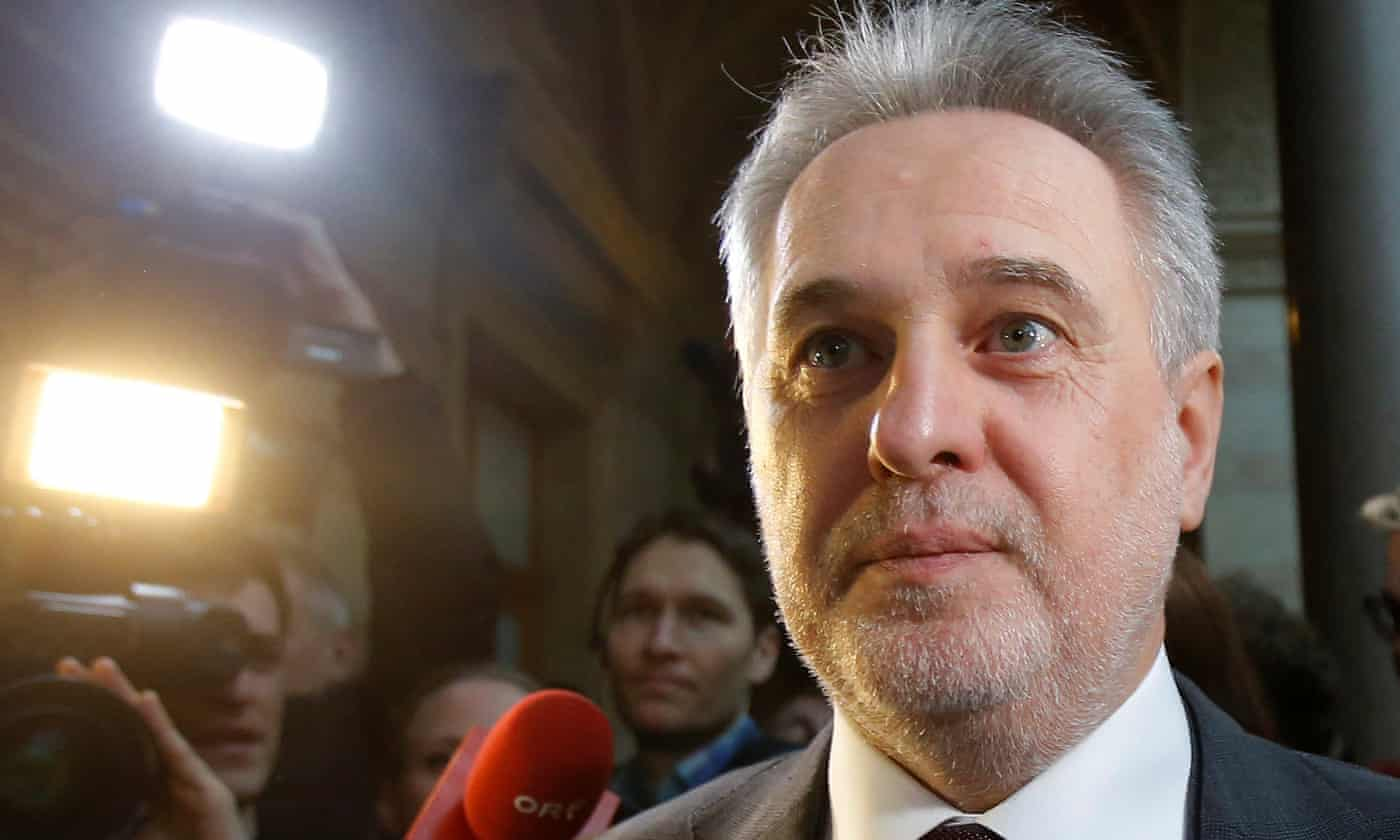 Ukrainian tycoon can be extradited to US, Austrian court rules