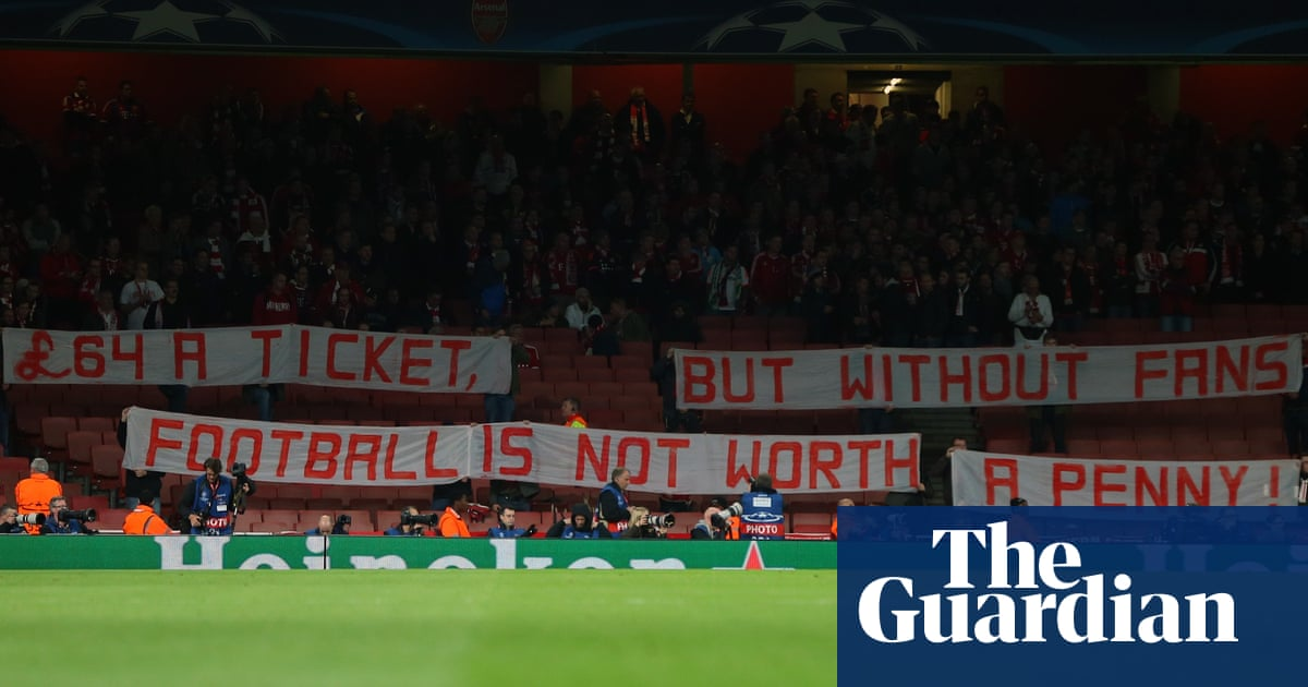 Uefa agrees deal with clubs to cap prices for away fans in European competition