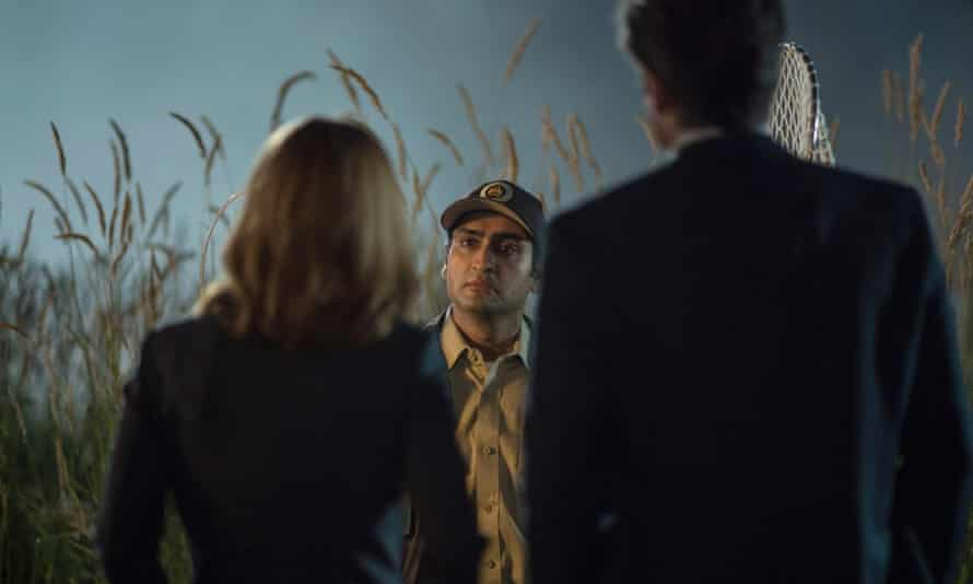 Nanjiani guest-stars in a recent episode of the X-Files with Gillian Anderson and David Duchovny.