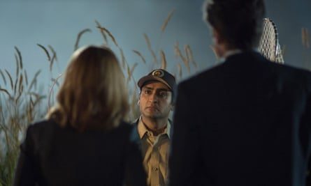 Nanjiani in Mulder & Scully Meet the Were-Monster