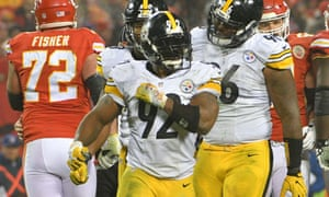 sale retailer e897a ed0cb Former Steelers star James Harrison signs with New England ...