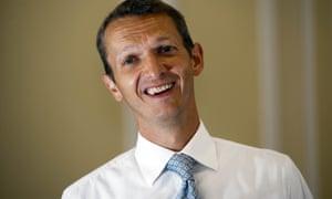 Andy Haldane, chief economist at the Bank of England