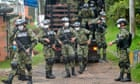 Fury in Colombia as soldiers admit rape of 13-year-old indigenous  girl thumbnail