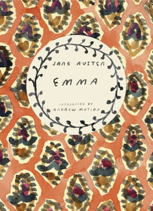 Vintage Classics Jane Austen Emma.