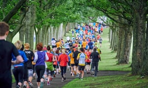 Parkrun has proved to be the solution for many people.