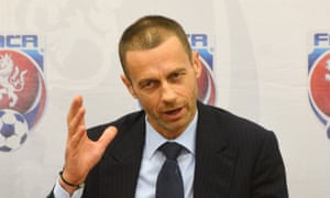 The Uefa president, Aleksander Ceferin, says: 'Uefa needs to be prepared to appropriately tackle relevant issues such as the decrease in competitive balance within European club competitions and secondary effects affecting domestic competitions.