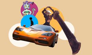 Best games on Xbox One - Forza Horizon 4, Nier Automata, Cuphead